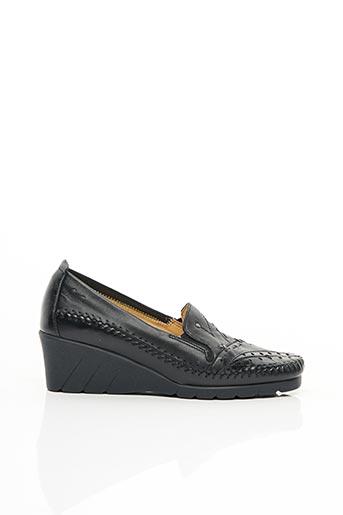 Chaussures de confort noir LUXAT pour femme