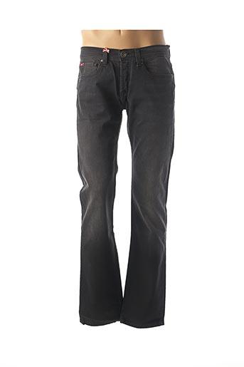 Jeans coupe droite noir LEE COOPER pour homme