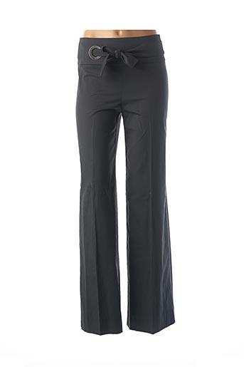 Pantalon casual vert COP COPINE pour femme