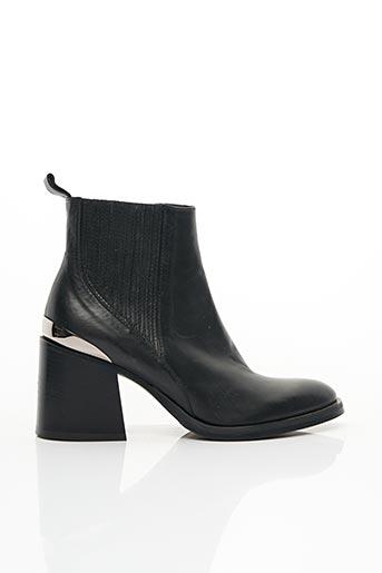 Bottines/Boots noir FRU.IT pour femme