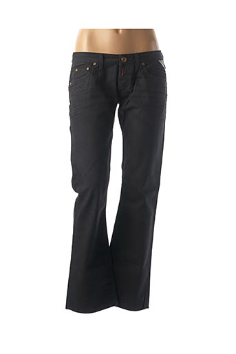Jeans bootcut noir REPLAY pour homme