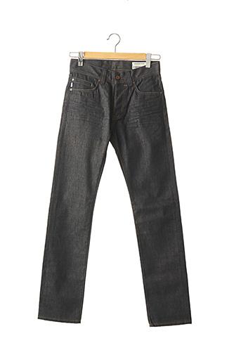 Jeans coupe slim bleu CHEFDEVILLE pour homme