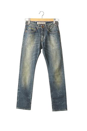 Jeans coupe droite bleu FIVE PM pour femme