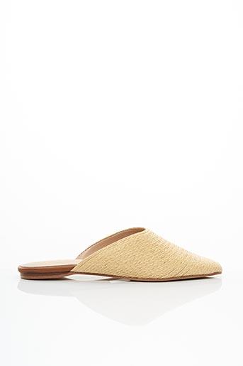 Mules/Sabots beige ALDO pour femme