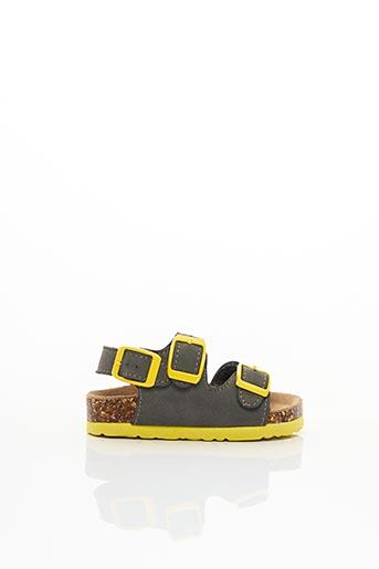 Sandales/Nu pieds gris COLORS OF CALIFORNIA pour garçon