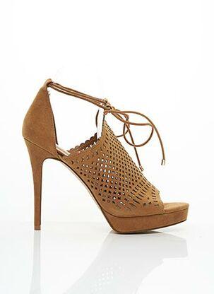 Sandales/Nu pieds marron ALDO pour femme