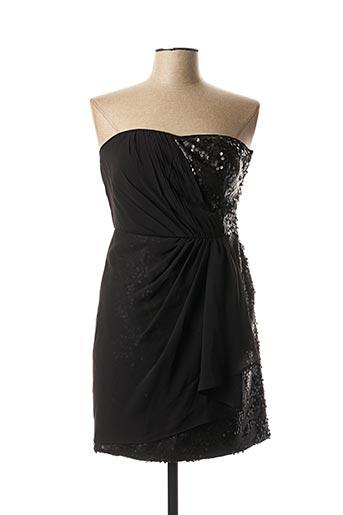 Robe courte noir MORGAN pour femme