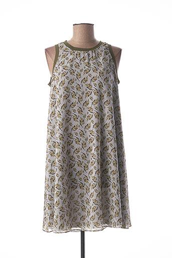 Robe courte vert MEXX pour femme