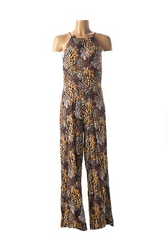 Combi-pantalon marron MEXX pour femme