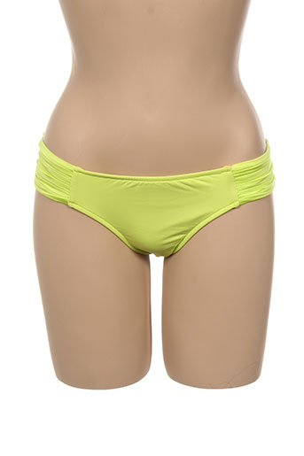 Bas de maillot de bain vert SEAFOLLY pour femme