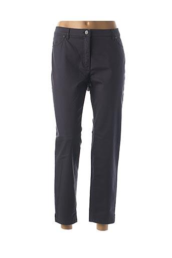 Pantalon 7/8 bleu TONI pour femme