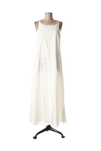Robe longue blanc PENNYBLACK pour femme
