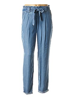 Pantalon 7/8 bleu BETTY BARCLAY pour femme