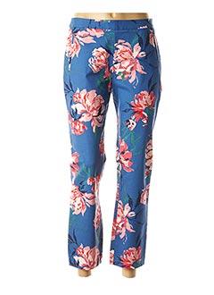 Pantalon 7/8 bleu GANT pour femme