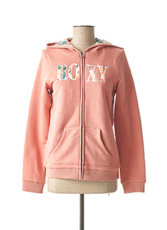 Veste casual rose ROXY GIRL pour fille