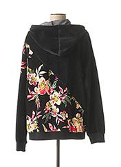 Veste casual noir ROXY pour femme seconde vue