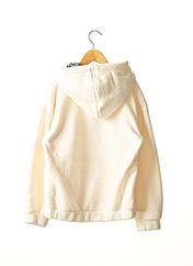 Sweat-shirt beige ROXY GIRL pour fille seconde vue