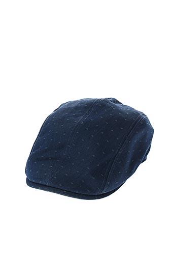 Casquette bleu MARONE pour homme