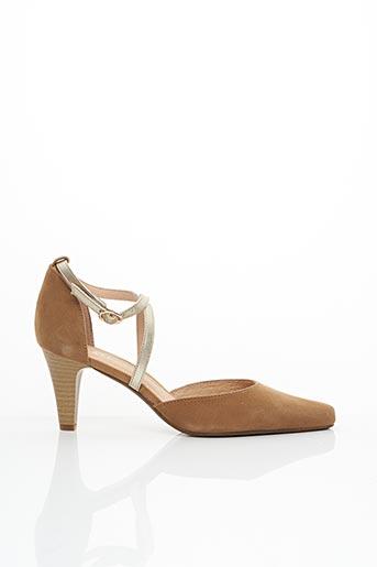 Escarpins marron SWEET pour femme