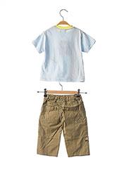 Top/pantalon vert GIRANDOLA pour garçon seconde vue