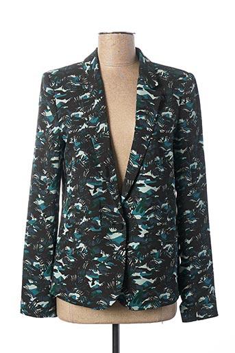 Veste casual bleu IKKS pour femme