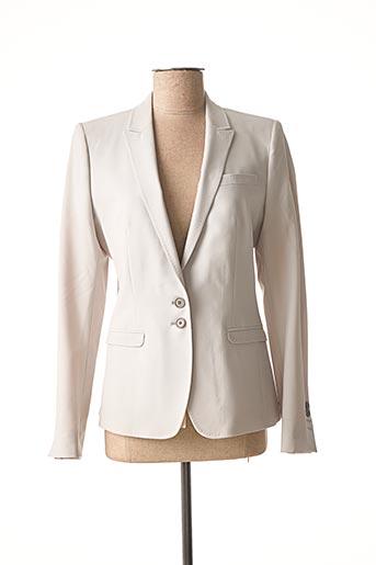 Veste chic / Blazer gris QUIET pour femme