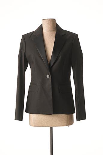 Veste chic / Blazer noir ATHÉ pour femme