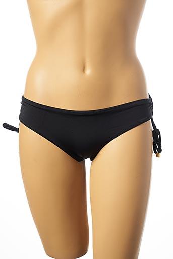 Bas de maillot de bain noir PHAX pour femme