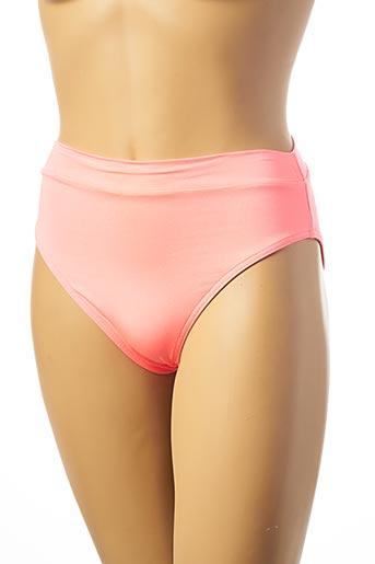 Bas de maillot de bain rose BANANA MOON pour femme