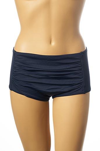 Bas de maillot de bain bleu SEAFOLLY pour femme