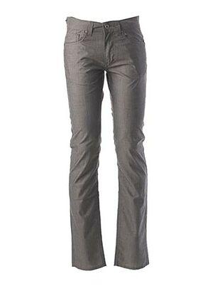 Pantalon chic gris KARL LAGERFELD pour homme