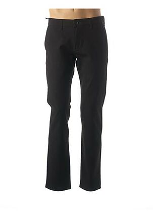 Pantalon chic noir KARL LAGERFELD pour homme