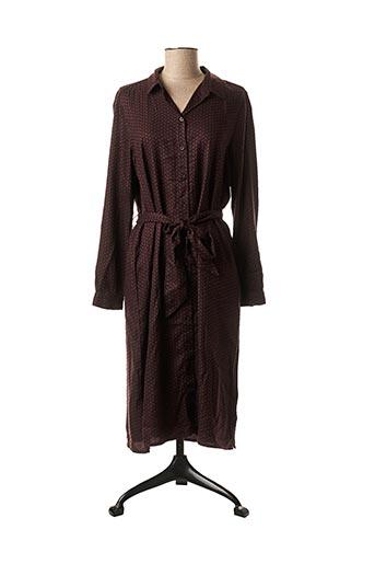 Robe mi-longue rose STREET ONE pour femme