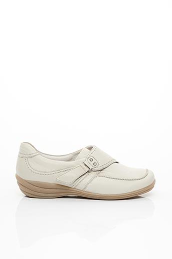 Chaussures de confort gris ARA pour femme