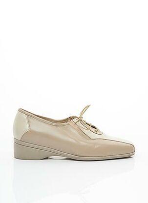 Chaussures professionnelles beige MARCO pour femme