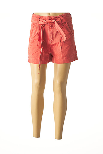 Short rouge OXBOW pour femme