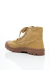 Bottines/Boots marron PALLADIUM pour homme seconde vue