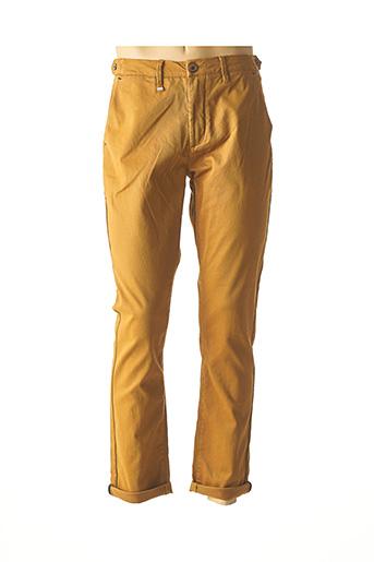 Pantalon casual marron BENSON & CHERRY pour homme