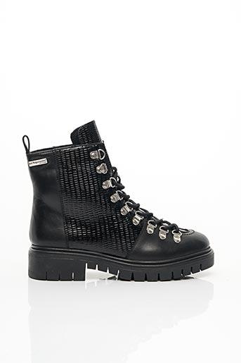 Bottines/Boots noir LES TROPEZIENNES PAR M.BELARBI pour femme