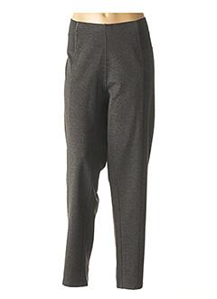 Pantalon casual gris CISO pour femme
