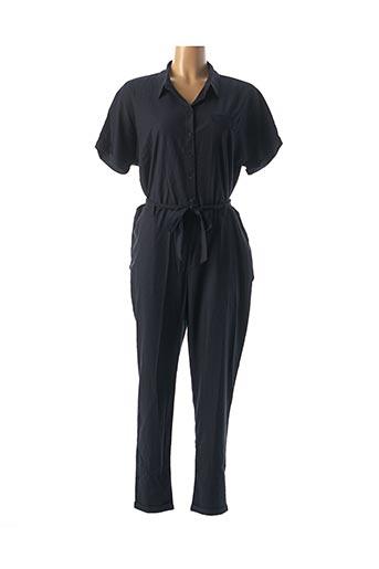 Combi-pantalon bleu LPB pour femme