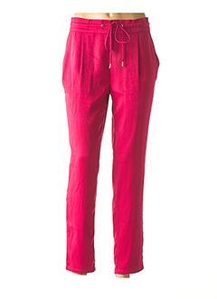 Pantalon casual rose LPB pour femme