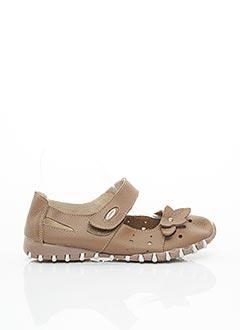 Chaussures de confort marron LA BOTTINE SOURIANTE pour femme