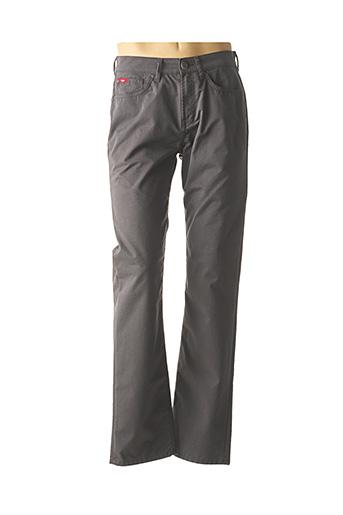 Pantalon casual gris LEE COOPER pour femme