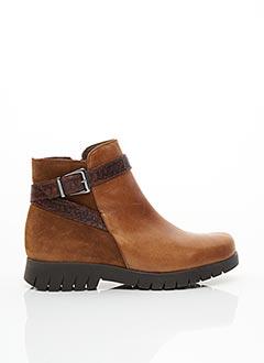 Bottines/Boots marron PEDRO TORRES pour femme
