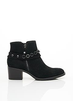 Bottines/Boots noir TAMARIS pour femme
