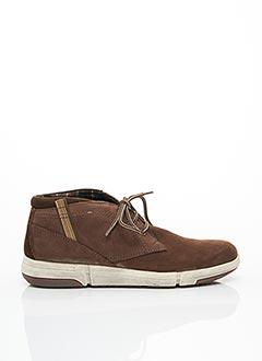 Bottines/Boots marron ALTEX pour homme