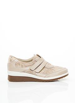 Chaussures de confort beige ALTEX pour femme