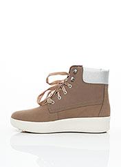 Bottines/Boots marron TIMBERLAND pour femme seconde vue