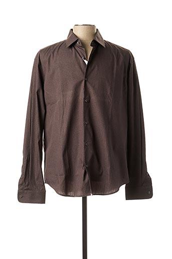 Chemise manches longues gris ARROW pour homme
